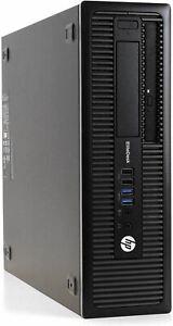 HP EliteDesk 800 G1 Desktop, Intel Core i7 4770 3.4Ghz, 32GB DDR3 RAM, 1TB SSD H