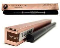 CHOCOLATE Anastasia Beverly Hills Brow Definer Triangular Brow Pencil Full Size