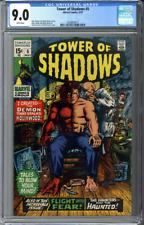 Tower of Shadows #5 CGC 9.0