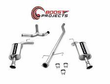 MagnaFlow EXHAUST SYSTEMS CAT-BACK STREET SERIES POLISHED STAINLESS  16609