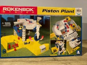Rokenbok Piston Plant - Excellent Condition