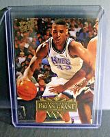 1995-96 Brian Grant Fleer Ultra #155 Basketball Card