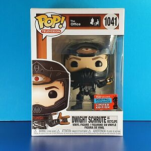 Dwight Schrute As Recyclops Funko Pop Vinyl The Office NYCC 2020 Exclusive #1041
