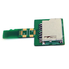 SD Card Socket Female Adapter to Micro-SD TF Male Memory Card Kit Extension