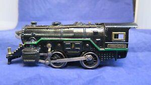 American Flyer Prewar O Gauge Cast Iron Electric Steam Locomotive! CT