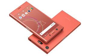 New Docomo SO-02K Xperia XZ1 Compact Pink Android Smartphone Unlocked JAPAN F/S