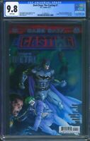 Dark Days The Casting 1 (DC) CGC 9.8 White Pages 1st cameo The Batman Who Laughs