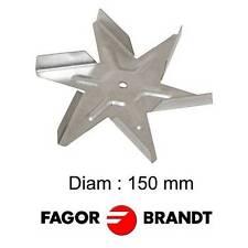 FAGOR 74X6900 Turbine de ventilateur four chaleur tournante 15cm BRANDT Helice