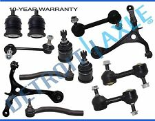 Brand New 12pc Front and Rear Suspension Kit for Honda Accord and Acura TSX