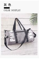 2018 Victoria's PINK Sport Tote Bag Large VS Gym Duffel Bag Shopping Bag