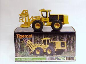 Tigercat 724G Wheel Feller Buncher - 1/32 - Brand New - Diecast Logging