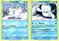 Rebel Clash - Pokemon Evolution Card Set - Galarian Darmanitan - 038/192 - Rare