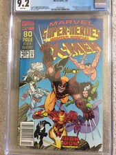 MARVEL SUPER HEROES WINTER SPECIAL X-MEN 1st SQUIRREL GIRL NM