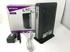 Netgear CG3000Dv2 N450 Docsis 3.0 Cable Modem Wireless Router Comcast Cox 320 mp