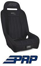 PRP Suspension Front Seat - Black / Black for 14-17 Polaris RZR XP 1000 & Turbo