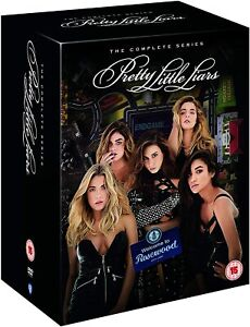 PRETTY LITTLE LIARS COMPLETE SERIES SEASON DVD SET Region 4 NEW & SEALED