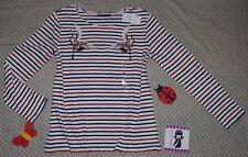NEUF✿❀ Haut top t-shirt coton brodé stretch femme ✿❀ KIABI ✿❀ Taille L 42/44