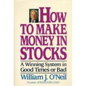 How to Make Money In Stocks - Hardcover By Oneil, William - GOOD