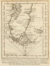 'La Partie la plus Méridionale de l'Amérique'. Patagonia. BELLIN/SCHLEY 1757 map