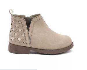 OshKosh B'gosh Girls Fleetwood or Ivy-G Ankle Boots Toddler Sizes! Cute!! NIB