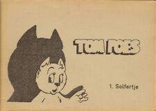TOM POES -  SOLFERTJE - Marten Toonder  (1973)