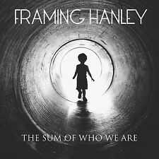 FRAMING HANLEY - THE SUM OF WHO WE ARE  CD NEU