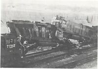 Southern Pacific RR Train Wreck Stories 1914-1987
