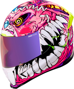 Icon Airframe Pro Beast Bunny Unisex Fullface Motorcycle Riding Street Helmet