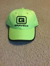 Gravely Safety Green Logo Hat.