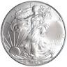 2009 $1 American Silver Eagle 1 oz Brilliant Uncirculated