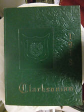 1958 Clarkson College of Technology Yearbook - Clarkson University - Clarksonian