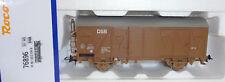 """Roco H0 76896 Gedeckter Güterwagen Bauart Gs der DSB """"Neuheit 2018"""" - NEU + OVP"""