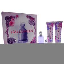 Halloween by J. Del Pozo for Women - 4 Pc Gift Set