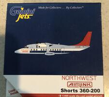 Gemini Jets 1/400 Northwest Shorts 360 Diecast Metal GJNWA1115