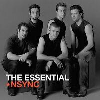 N SYNC - THE ESSENTIAL 'N SYNC 2 CD NEU
