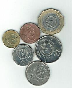 ⭐️ RARE CAPE VERDE CABO VERDE COINS FULL SET