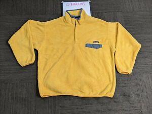 Patagonia Synchilla Snap-T Fleece Pullover Jacket Sweatshirt XL