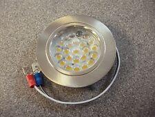 Caravan motorhome flush fitting 12V LED downlighter spot light lamp PDL6