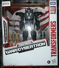Hasbro Transformers Generations War For Cybertron Optimus Primal And Rattrap