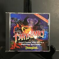 DISNEY'S Fantasmic! Good Clashes with Evil in a Nighttime Spectacular CD OOP