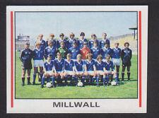Panini - Football 81 - # 445 Millwall Team Group