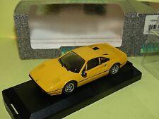 Ferrari 308 GTB 1977 Jaune vitesse 600 1 43