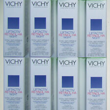VICHY 8 x 5ml LIFTACTIV RETINOL HA NIGHT = 40ml TOTAL ANTI-WRINKLE PLUMPING CARE