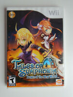 Tales of Symphonia: Dawn of the New World Game Complete! Nintendo Wii