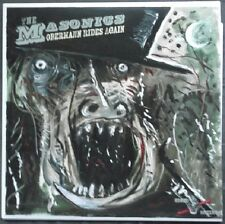 MASONICS Obermann Rides Again 500 Only New LP 2016 Garage MILKSHAKES Hear