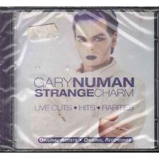 Gary Numan CD seltsam charm live Schnitte hits Raritäten/Schloss Torte