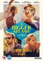 Nuovo A Bigger Splash DVD