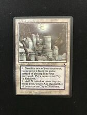 MTG Magic Graded City Of Shadows The Dark Near Mint Reserved List
