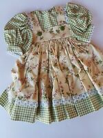 """Dress- for 23"""" Doll - fits My Twinn"""