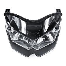 Motorcycle Headlight Assembly Headlamp Light Fit for Kawasaki Z1000 ZRT00B 07-09